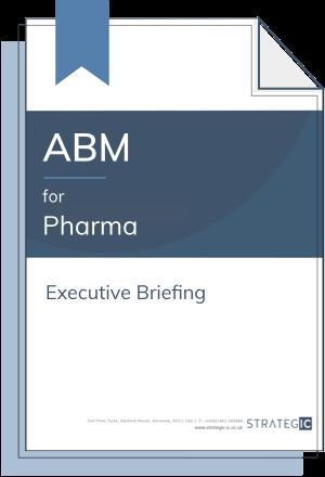 Inbound Executive Briefing for Pharma (ABM)